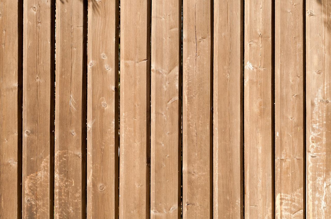 dřevěný panel