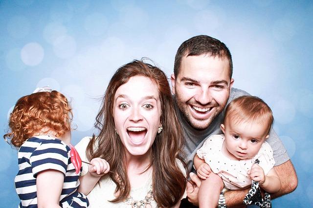 bláznivá rodina