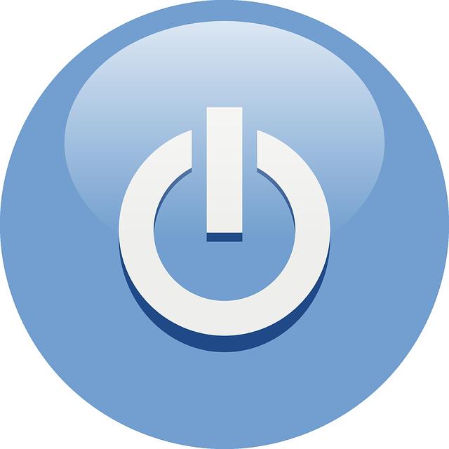 ikona vypínače