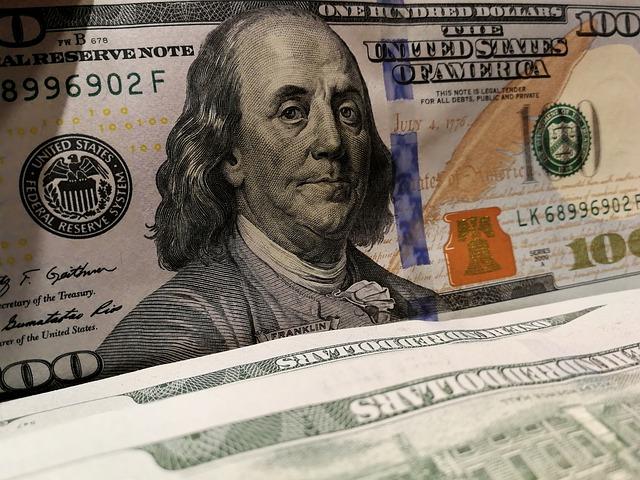 vytištěná bankovka